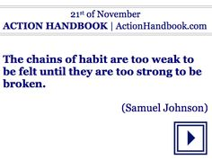 Act!  ACTION HANDBOOK [Lifetime Version]  For your every day of any year.  #ebook #quoteoftheday #fridaymotivation