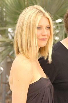 long inverted bob - yeah I'm thinking my hair would take to this look rather well