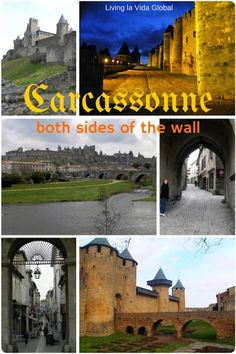 From the moment I saw a photo of Carcassonne, while doing some research on a road trip through France, it jumped to the top of the list. A UNESCO World Heritage site in Southwest France which blends the old and the new in a picture perfect manner. On the hill overlooking the new town stands the awe inspiring walled city of old Carcassonne.
