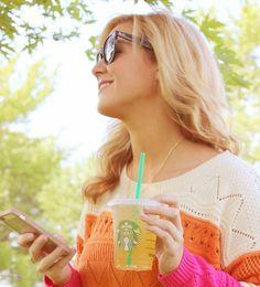 Starbucks NEW Teavana Shaken Iced Teas | www.loveshelbey.com #shakenicedtea #blackberrymojito #PGTL #ad