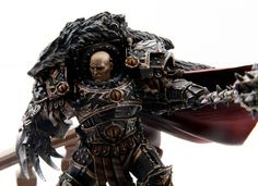 Warmaster Horus, Primarch of the Sons of Horus, Warhammer 40k, Forge World