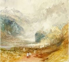 Joseph Mallord William Turner's Top 5 Romantic Landscape Paintings