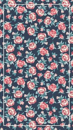 Wallpaper Flores Vintage Flowers Floral Patterns 60 Ideas For 2019 Classic Wallpaper, Trendy Wallpaper, Flower Wallpaper, Pattern Wallpaper, Rose Pink Wallpaper, Floral Wallpaper Phone, Pink Wallpaper Backgrounds, Vintage Backgrounds, Nature Wallpaper