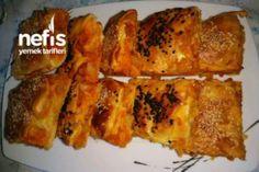 Kat Kat Katmer Börek (Mutlaka Denemelisiniz) - Nefis Yemek Tarifleri Tandoori Chicken, Easy, Ethnic Recipes, Anne, Mavis, Food, Create, Simple Eye Makeup, Essen
