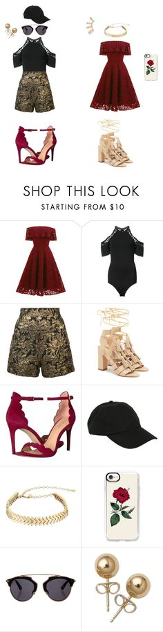 """Untitled #2"" by sereneshamsi on Polyvore featuring Jonathan Simkhai, Haider Ackermann, Loeffler Randall, Rachel Zoe, Hot Topic, Rebecca Minkoff, Casetify, Christian Dior, Bling Jewelry and Repossi"