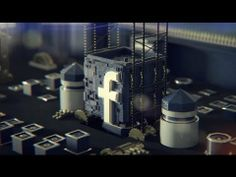 A Game of Social Thrones - Hootsuite's excellent take on the Game of Thrones opening sequence.