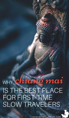 Why do travelers flock Chiang Mai? Here's just some of the reasons why: Slow Travel, Work Travel, Time Travel, Travel Hacks, Budget Travel, Travel Guides, Travel Tips, Phuket, Thailand Travel