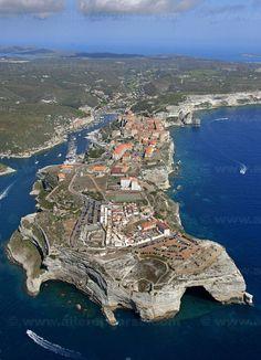 Bonifacio (Corse, France). Best sea, best panoramas, best job, best place to spend my September 2011. à bientôt!