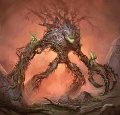 Post with 37 votes and 3783 views. Tagged with art, warhammer, fantasy, warhammer fantasy; (not your typical) Warhammer art dump-Part Creatures Warhammer Art, Warhammer Fantasy, Fantasy Rpg, Fantasy Artwork, Dark Fantasy, Monster Design, Monster Art, Monster Squad, Forest Creatures