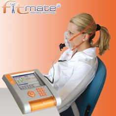 Fitmate: Desktop Indirect Calorimetry, via Flickr.