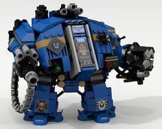 Ultramarines Dreadnought | Flickr: partage de photos!