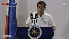 Duterte teases Erap: 'Balik kita sa kulungan' - WATCH VIDEO HERE -> http://dutertenewstoday.com/duterte-teases-erap-balik-kita-sa-kulungan/   Follow Rappler on Social Media: Facebook – Twitter – Instagram – YouTube – SoundCloud – Google+ – Tumblr –  News video credit to Rappler's YouTube channel