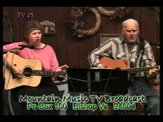 Bluegrass Gospel Music Videos WJDW Mountain Music 2004 Connie & Sammy Ba...