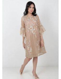 63 Ideas dress brokat lace simple for 2019 Dress Brukat, Kebaya Dress, Dress Pesta, The Dress, Dress Long, Dress Clothes, Trendy Dresses, Simple Dresses, Nice Dresses