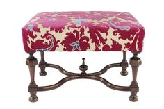 William and Mary Stool by The Odd Chair Company
