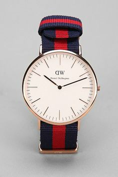 Daniel Wellington Oxford Watch - Simple but oh so cool