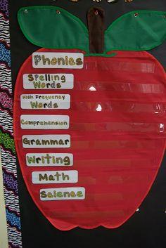 Fun in First Grade: August 2011