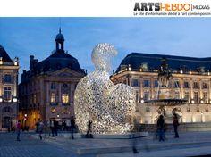 Les sculptures monumentales de Jaume Plensa investissent la ville de Bordeaux   Tout Pour Les Femmes