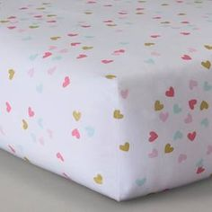Circo™ Woven Fitted Crib Sheet - Sweet Kitty - from target
