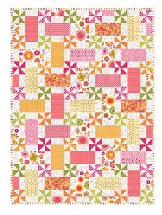 Big Sister Little Sister (PDF) | Late Bloomer Quilts