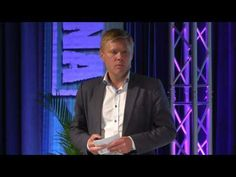 """Martin Frey, VD på Blocket: """"The Blocket story"""""""