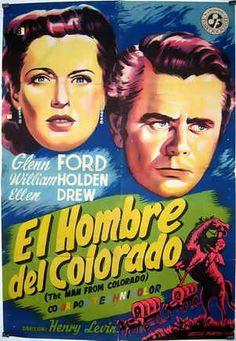 El Hombre de Colorado (1948) Español