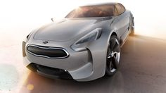 Kia aims to shatter expectations with a production version of its GT concept.