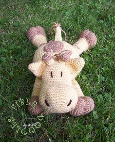 Pillow pal giraffe♥