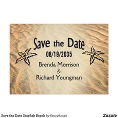 Save the Date Starfi