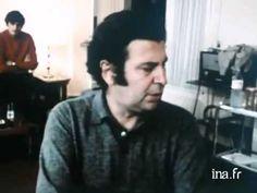 1970. Mikis Theodorakis and George Moustaki,