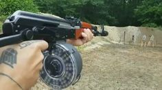 AK vs AR Whats your favorite? @johnnybmore Dumps some drum mags for #FULLAUTOFRIDAY @atlanticfirearms  Like  Repost  Tag  Follow   @endlessboxcom https://endlessbox.com #endlessboxcom  #ak47 #instagood #ar15 #holster #usmc #edc #knifelove #freedom #gun #guns #gunporn #photooftheday #fire #merica #ammo #glock #knife #knifeporn #gunlife #gungirl #police #molonlabe #girlswithguns #badass #pewpew #sniper #hunting #hunter