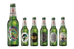 Beck's 2012 Artist Bottles