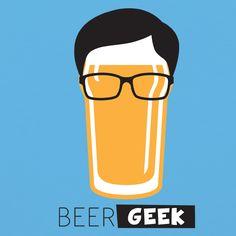 Craft Brewed Clothing Beer Geek T-Shirt