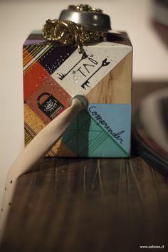 Alma de Madera // Wood Soul - By No lo ven www.noloven.cl