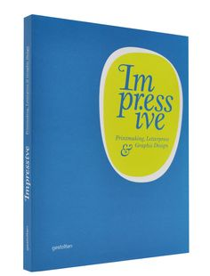 An oldie but a goodie. Great book on Letterpress. And were in there too. Gestalten | Impressive
