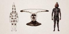 Hain – Mutante/Alvaro López Ilustración