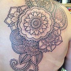 By Karina @ Amillion Tattoo, Austin, TX @the_gypsyheart