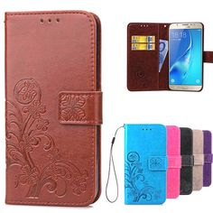 Luxury Retro Leather Wallet Flip Cover For Coque Samsung Galaxy J5 Case J510 J510F SM-J510F Phone Case Capa for samsung j5 2016 -- Locate the offer simply by clicking the image