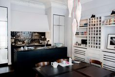 I have had an undying design crush on Parisian architecture and interior design firm double g f...