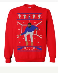 7830083d5 Hotline Bling, Ugly Xmas Sweater, Christmas Sweaters, Being Ugly, Drake,  Clothing