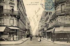 rue Daguerre - Paris 14ème