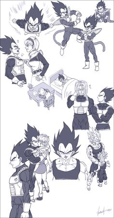 His life in the Dragon Ball Vegeta Dragon Ball Z, Dragon Z, Vegeta Y Trunks, Dbz Wallpapers, Super Anime, Kai, Crazy Fans, Goku And Vegeta, Z Arts