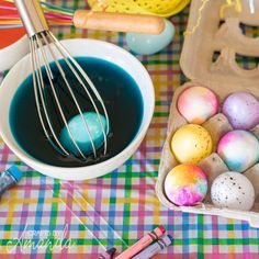 7 Cool Ways to Decorate Easter Eggs - Crafts by Amanda Easter Egg Crafts, Bunny Crafts, Easter Eggs, Colors For Toddlers, Easter Holidays, Egg Decorating, Toddler Preschool, Craft Tutorials, Pretty Flowers