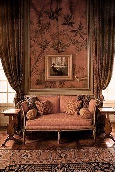French Provincial| Serafini Amelia| Interior Design-French Interiors-La Mirande, Avignon