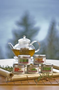 Pure Ritual teas are sure to have you refreshed and revitalized, any time of the day! Teas, Tea Pots, Pure Products, Tableware, Dinnerware, Dishes, Tea Pot, Tea, Tees