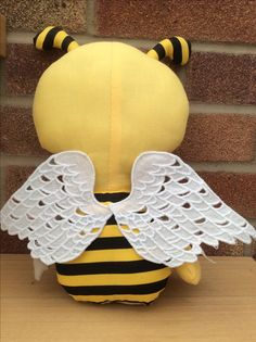 Bees, Embellishments, Table Lamp, Pattern, Handmade, Home Decor, Ornaments, Table Lamps, Hand Made