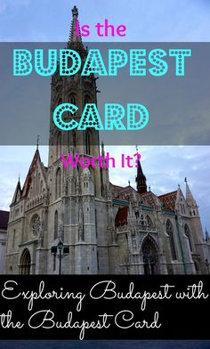 Is the Budapest card worth it?
