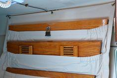 Hatch Board Storage