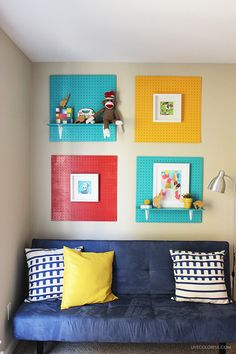 Colorful Panels for Your Walls | Live Colorful