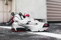 Image of Reebok Pump Fury 2013 Summer F1 Racing Pack Silver